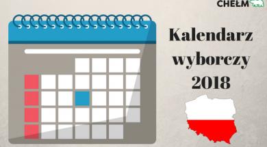 kalendarz wyborczy 2018