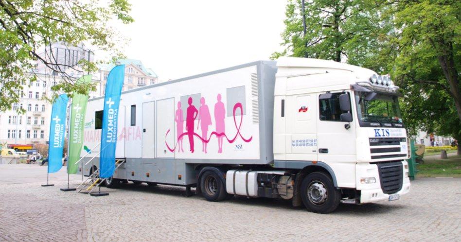 Bezpłatne badania mammograficzne w Chełmie