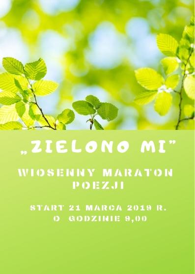 Wiosna radosna, czyli Światowy Dzień Poezji w Chełmie