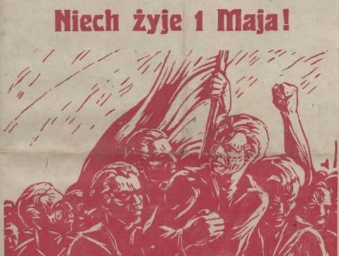 Pierwszomajowe pochody w przedwojennym Chełmie