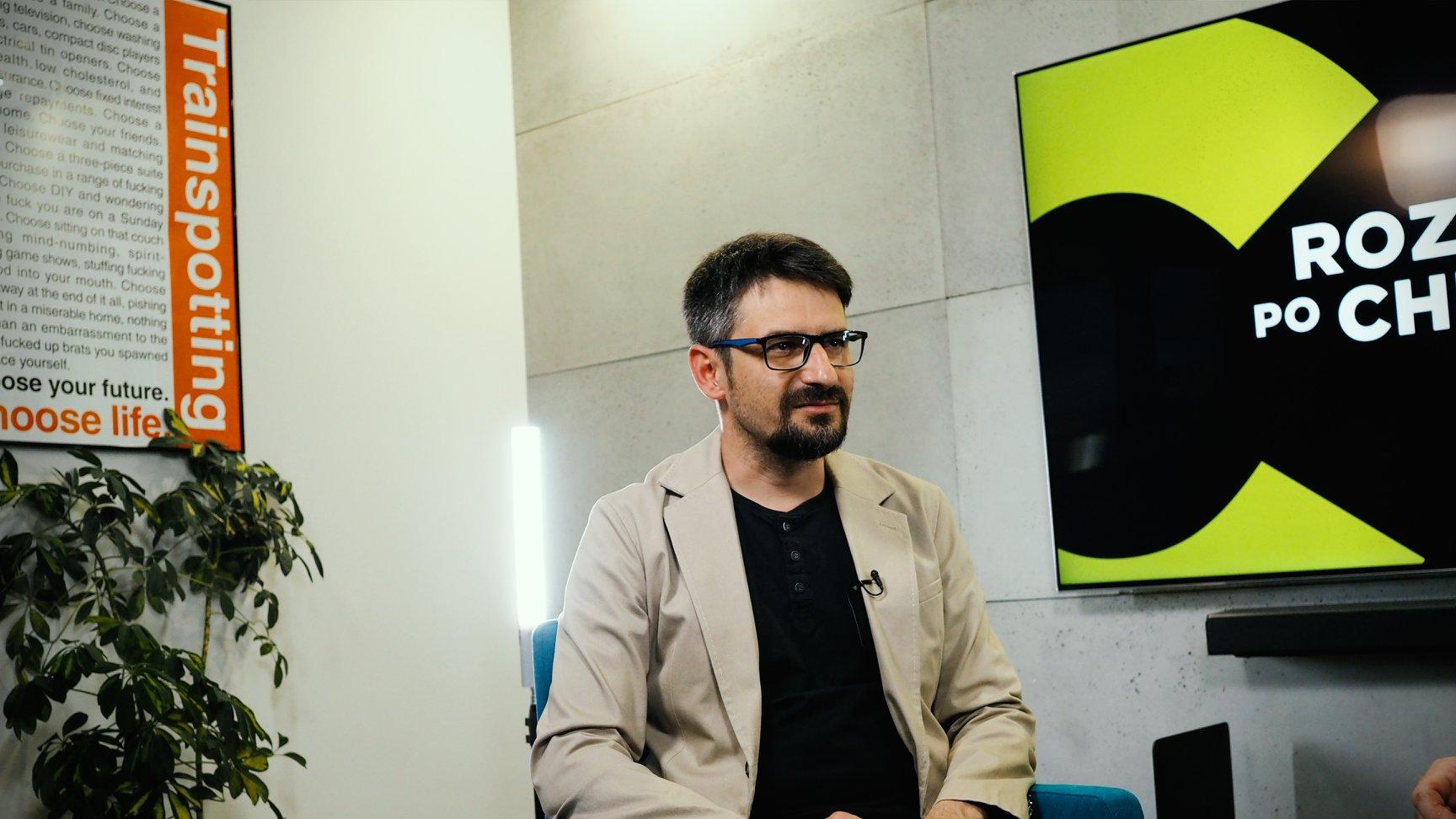 Bartek Kazimierczak o pasji do muzyki