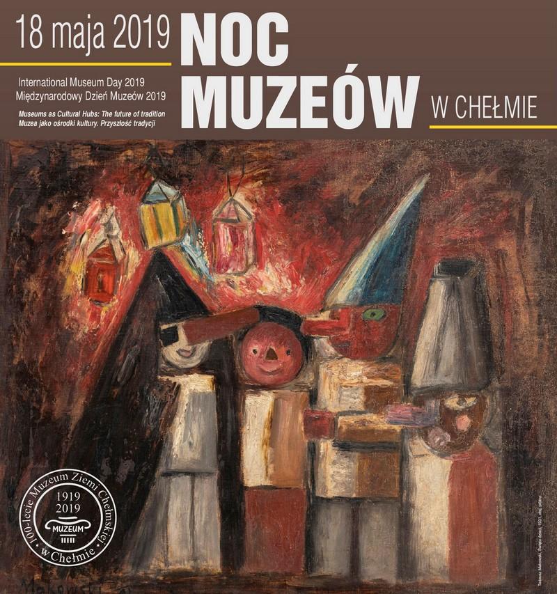 Noc w Muzeum Ziemi Chełmskiej