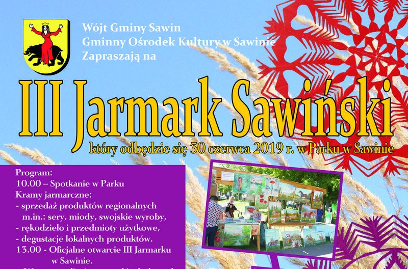 Na jarmark do Sawina