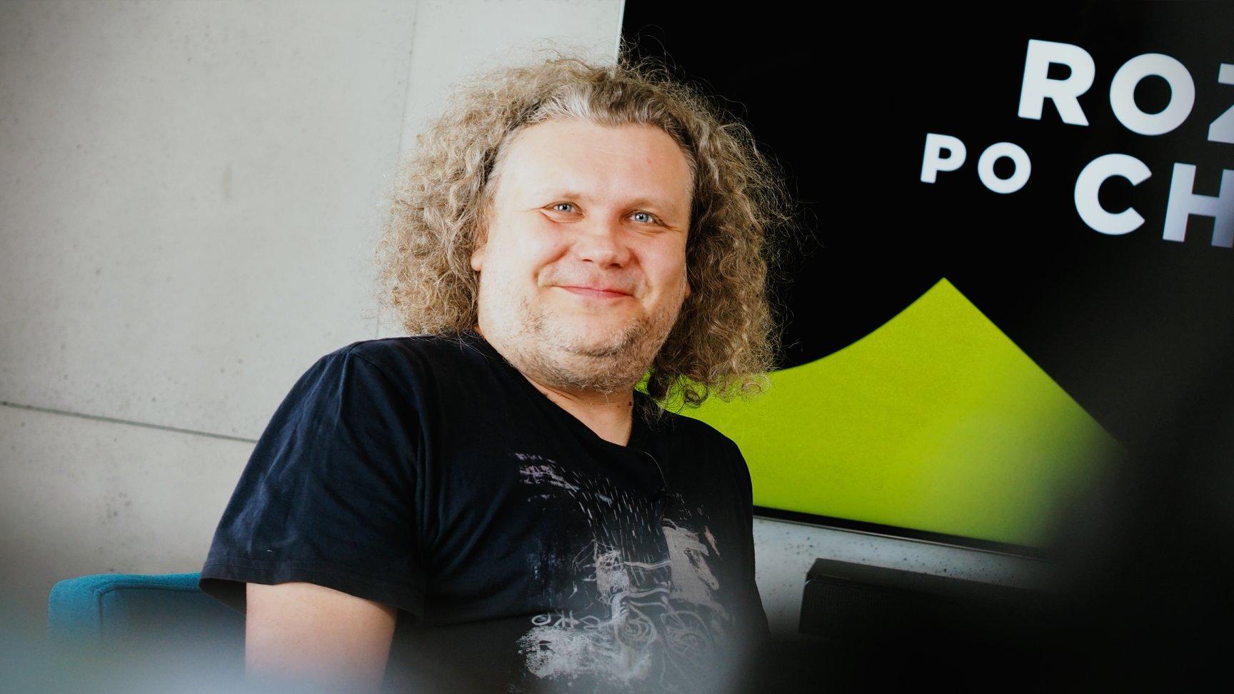 Piotr Sławiński: Chełmianin w ciągłej trasie