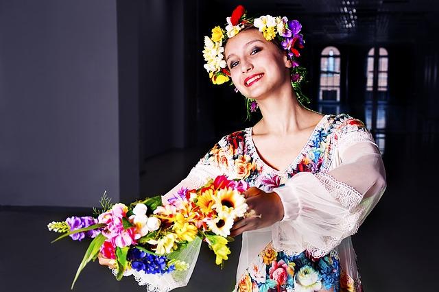 Lato z międzynarodowym folklorem