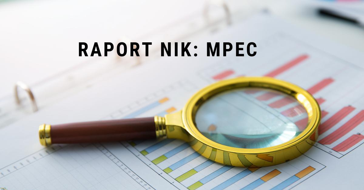 NIK negatywnie o pracy chełmskiego MPEC-u