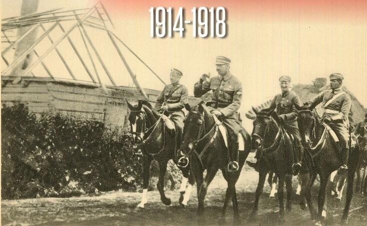 Legiony Polskie Józefa Piłsudskiego 1914-1918