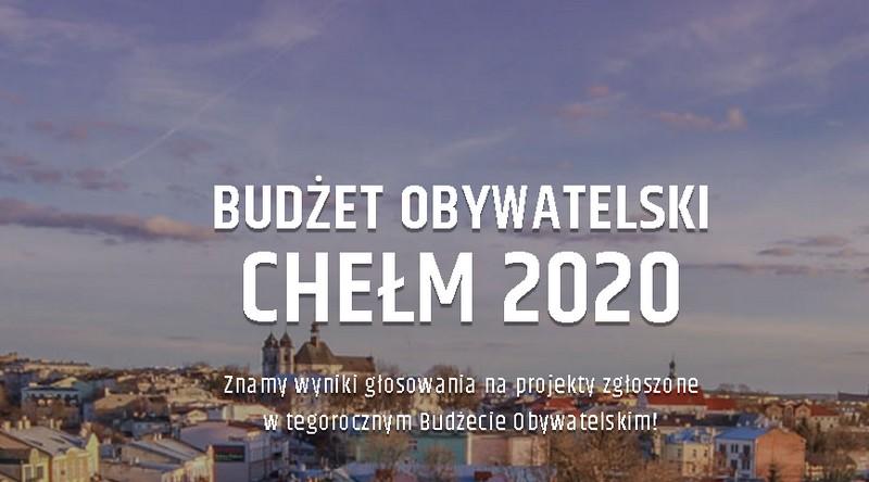 Chełmski Budżet Obywatelski – porażka informacyjna