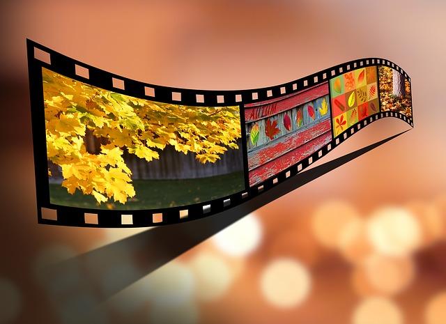 Jesień w kinie