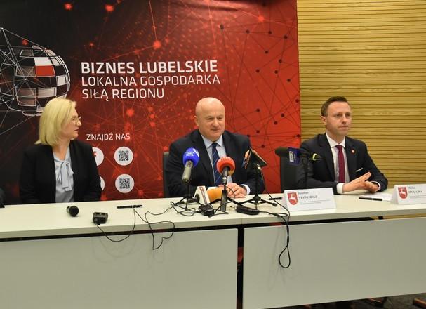 Chełmskie bez Powiatowego Biura Biznes Lubelskie