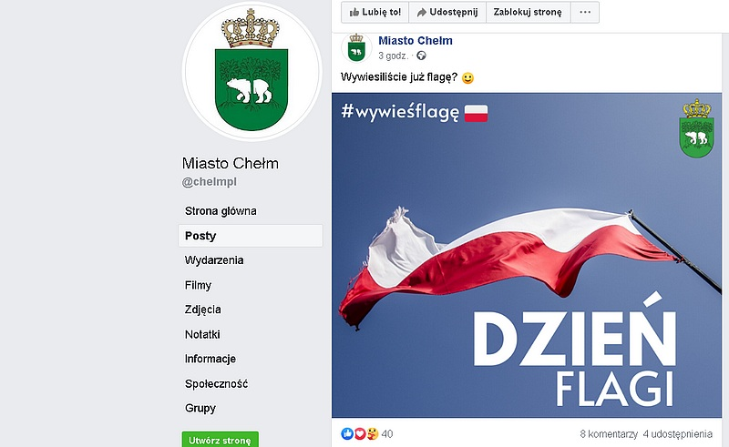 Flagowa kompromitacja urzędu miasta