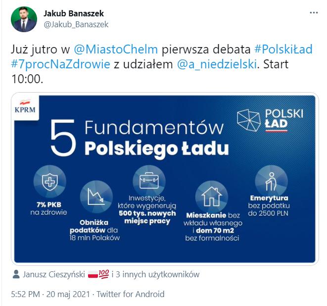 Rząd prezentuje Polski  Ład. Będzie nowa Polska, nowe podatki  i wielka niewiadoma.