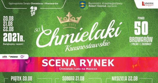 Ogólnopolskie Święto Chmielarzy i Piwowarów 'Chmielaki'-20-22 sierpnia